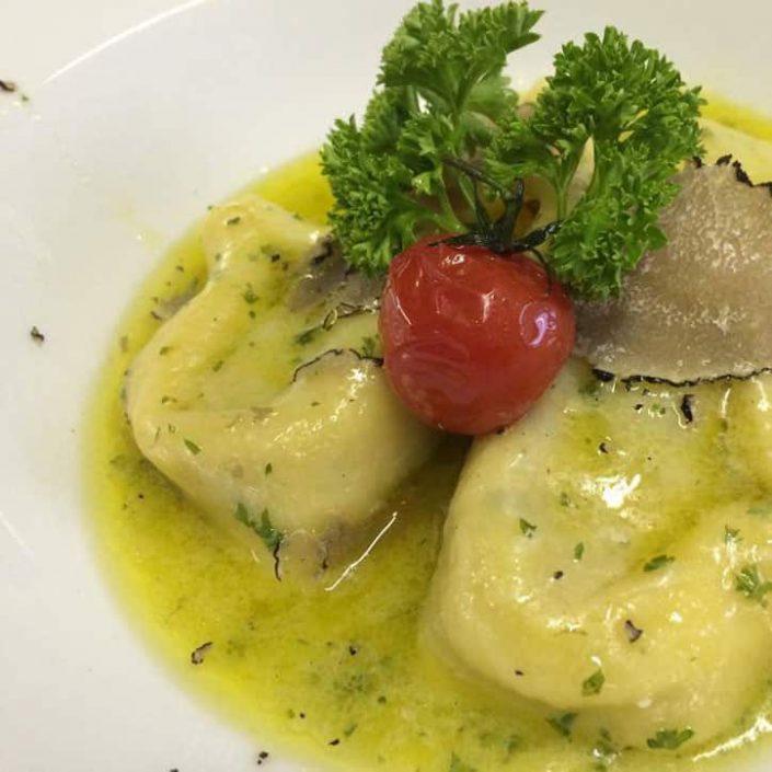 Ristorante il Melarancio - Pasta mit Trüffel